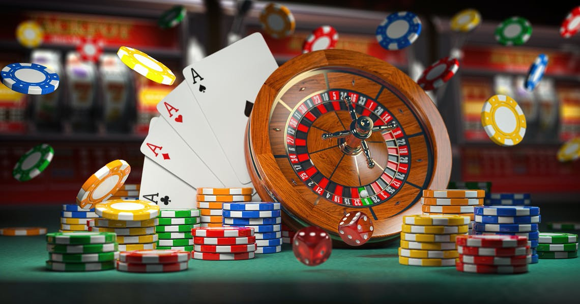 Just How Environment-friendly Is Your Online Casino?